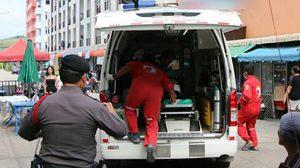 เด็กหญิงวัย 4 ขวบ พลัดตกจากชั้น 6 ของแมนชั่น เสียชีวิต