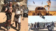 รวมภาพ Wasteland Weekend เทศกาลสำหรับคนวัยมันส์ ที่ได้รับแรงบันดาลใจจากภาพยนตร์ Mad Max