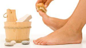 5  วิธีเพื่อ เท้า สวย