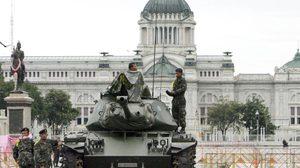 ย้อนรอย 13 ปี รัฐประหารยึดอำนาจ 'ทักษิณ ชินวัตร'
