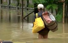 น้ำท่วมในรัฐทางเหนือของเมียนมา