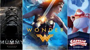 อันดับหนึ่งสัปดาห์ที่สอง!! ซูเปอร์ฮีโร่สาว Wonder Woman กวาดรายได้จากทั่วโลก 435 ล้านเหรียญ