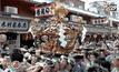 เทศกาลแห่ศาลเจ้าในญี่ปุ่น