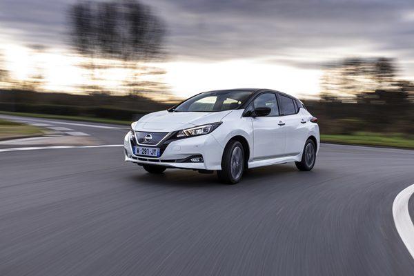 Nissan Leaf10