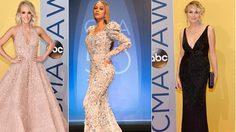 10 ลุคเลอค่า น่าจดจำ จาก พรมแดง The CMAs 2016