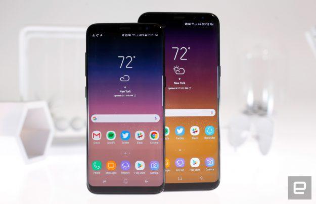 Samsung เริ่มปล่อยอัพเดต Android Oreo ให้กับ S8 และ S8+ อีกครั้ง