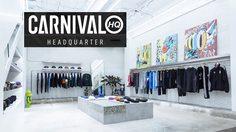 เตรียมพบกับ Carnival Store โฉมใหม่ กับกองทัพสินค้าสตรีทแวร์ที่ HYPE ที่สุดในเมืองไทย