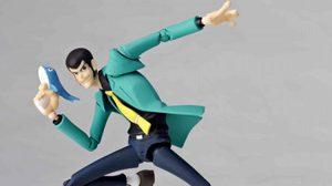 โมเดลฟิกเกอร์สุดเท่ จอมโจรลูแปง No.129 Lupin The 3 Rd