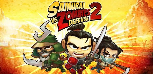 Samurai vs zombies 2 4