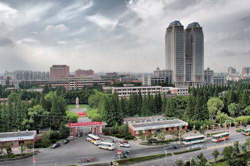 มหาวิทยาลัยฟูตัน (Fudan University)