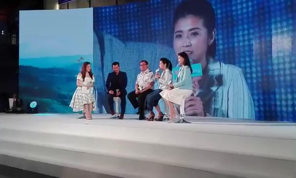LIVE บรรยากาศงานแถลงข่าวกิจกรรม MOVIECATION Season 2 ตั๋วหนังพาเที่ยวไทย 70 เส้นทางตามรอยพระบาท