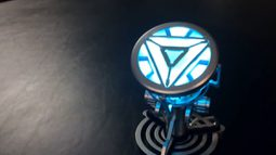 รีวิว IRONMAN ARC Reactor Scale 1-1