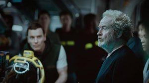 ริดลีย์ สก็อตต์ ยืนกำกับ Alien: Covenant ในภาพล่าสุดจากกองถ่าย