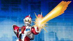 Bandai คืนชีพยอดมนุษย์  Gridman อีกครั้งในไลน์ Ultra – Act