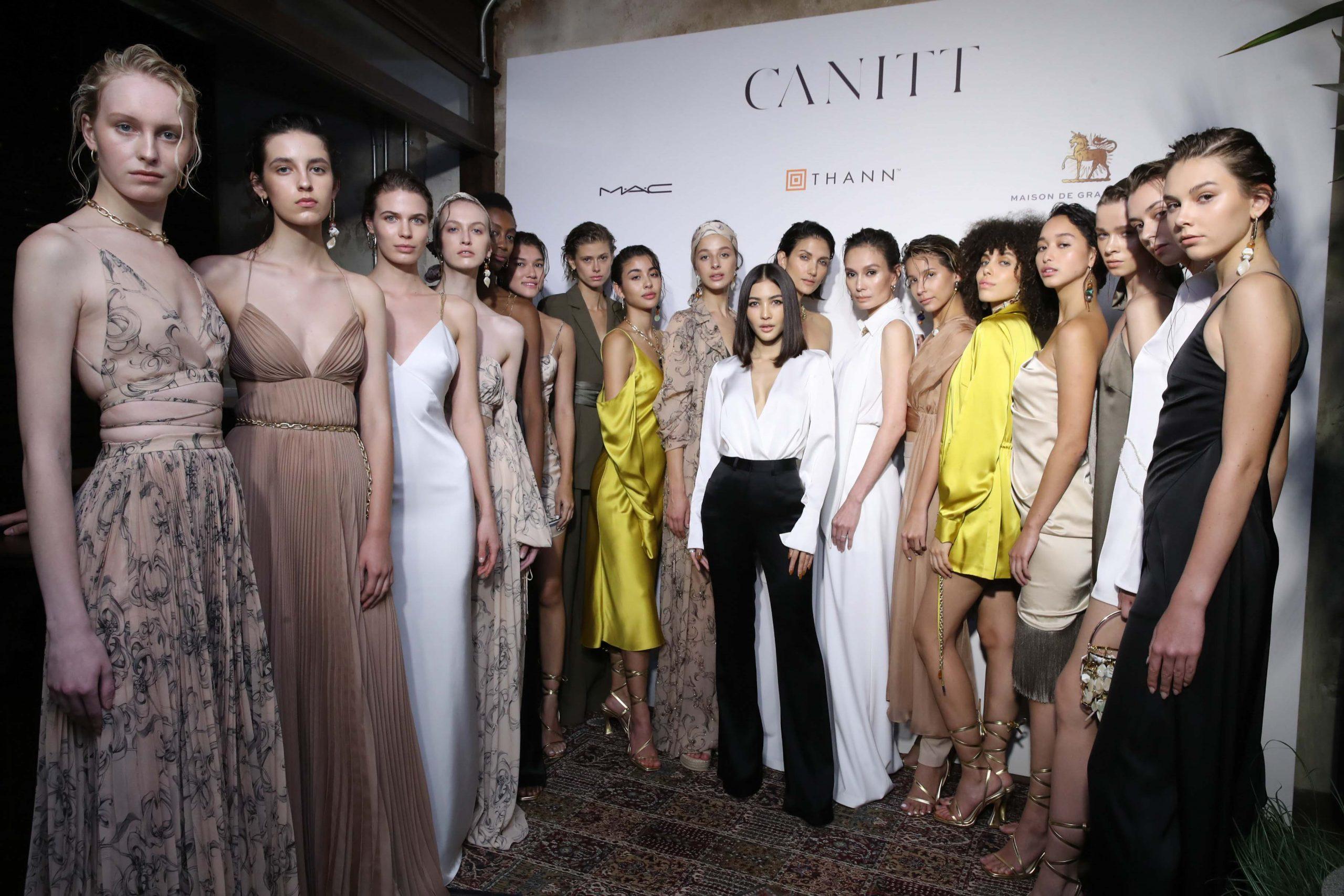 'คานิท' เนรมิตรันเวย์หรูโชว์ชุดสวยสะกดทุกสายตา ต้อนรับฤดูกาลสปริง/ซัมเมอร์ 2020
