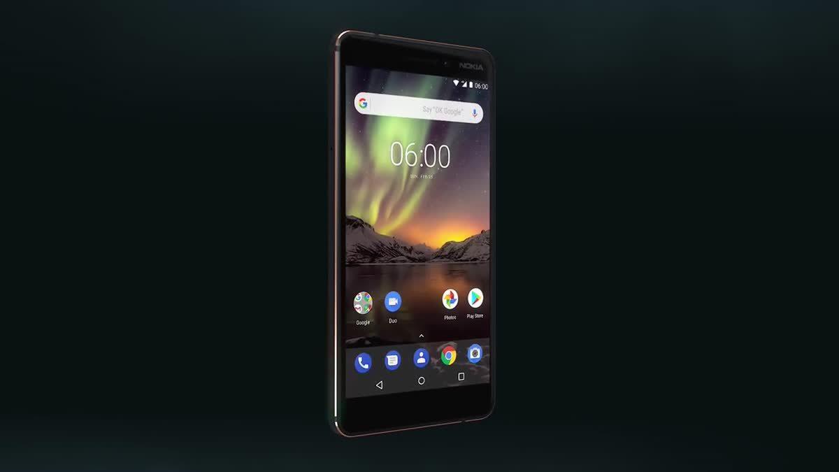 New Nokia 6 สมาร์ทโฟนรุ่นที่ได้รับรางวัลและการตอบรับที่ดีจากทั่วโลกกับเวอร์ชั่นอัปเกรด