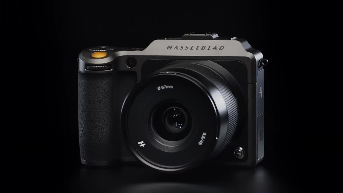 เปิดตัว Hasselblad X1D II 50C กล้อง Mediam Format รุ่นใหม่