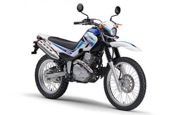 Yamaha Serow 250 Finai Edition
