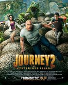 Journey 2 : The Myterious Island เจอร์นี่ย์ 2 พิชิตเกาะพิศวงอัศจรรย์สุดโลก