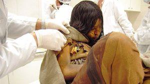 ขนลุก! ค้นพบมัมมี่เด็กเผ่าอินคา อายุกว่า 500 ปี