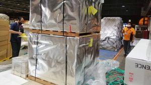 'อนุทิน' เผย 'ยาฟาวิพิราเวียร์' รักษาโควิด 2 ล้านเม็ด จากญี่ปุ่นถึงไทยแล้ว