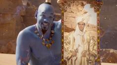 จีนี วิล สมิธ จากไลฟ์แอคชั่น Aladdin โพสต์อินสตาแกรมแสดงความเคารพต่อ จีนี โรบิน วิลเลียมส์