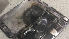 iPhone 6 Plus ระเบิด ในร้านซ่อมมือถือที่ออสเตรเลีย ลูกค้าหวิดบาดเจ็บ