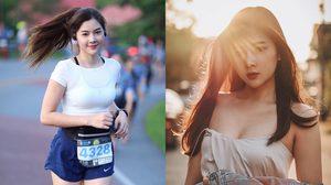ส่องความน่ารักของนักวิ่งสาวสวย น้ำฟ้า ที่ตอนนี้เข้าไปนั่งอยู่ในใจหนุ่มๆ ทั้งประเทศ!!