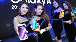 Samsung เปิดตัว Galaxy A 2017 จัดเต็มฟีเจอร์ระดับท็อปในราคาจับต้องได้