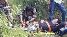 หัวหน้าชุดสายตรวจ อุทยานแห่งชาติภูหินร่องกล้าถูกยิงบาดเจ็บ หลังเกิดเหตุปะทะพรานป่า