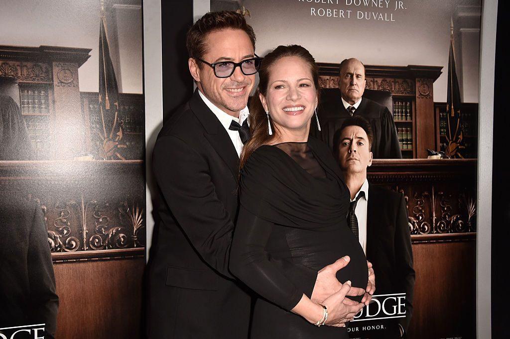 Robert Downey Jr. - Susan Downey