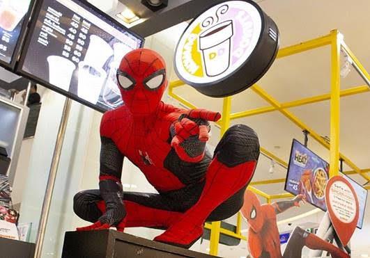 """""""ดังกิ้น"""" ร่วมกับ โซนี่ พิคเจอร์ส ประเทศไทย (จำกัด) จัดแคมเปญสุดพิเศษ! """"DUNKIN' x SPIDER-MAN Far From Home"""""""