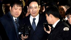 ศาลเกาหลีใต้ ตัดสินคุก 5 ปี อี แจ ยอง ทายาทซัมซุง คดีติดสินบน