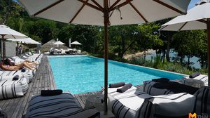 โรงแรมเคปกูดู เกาะยาวน้อย พักผ่อนสุดชิลท่ามกลางทะเลสีเขียวมรกต!