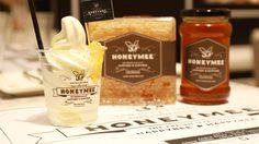 Honey Mee ไอศกรีมนมสดแท้และน้ำผึ้งออแกนิค สาขาแรกที่ เซ็นทรัลบางนา