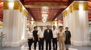 มิวเซียมสยาม x สถานีรถไฟฟ้าใต้ดินสนามไชย แลนด์มาร์กแห่งใหม่ของไทย