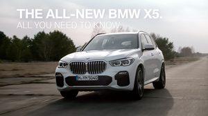 ไม่ดูไม่ได้แล้ว วิดีโอ รีวิว THE ALL-NEW BMW X5 แนวใหม่ พากย์เสียงแบบฮาๆ