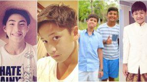 รวมลูกดาราสุดฮอตที่โตเป็นหนุ่ม-สาว ในปี 2015