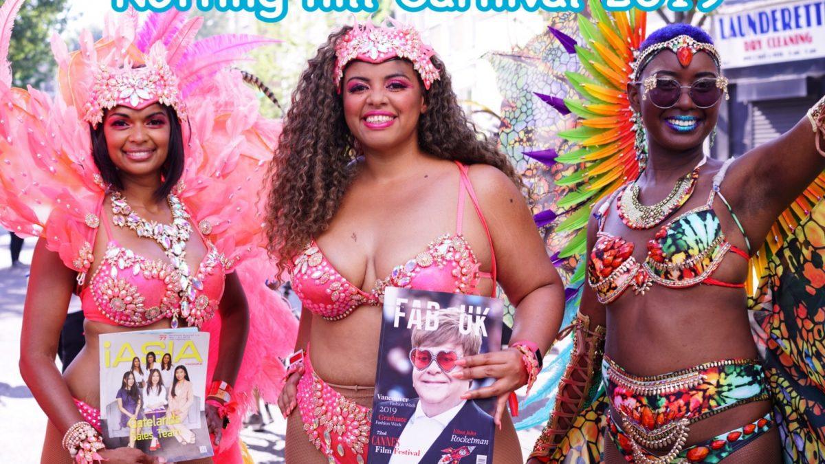 นอตติ้งฮิล คาร์นิวัล งานคาร์นิวัลที่ใหญ่ที่สุดในยุโรป Notting Hill carnival 2019