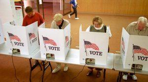 คนร้ายก่อเหตุ ยิงคนในคูหาเลือกตั้ง รัฐแคลิฟอร์เนีย