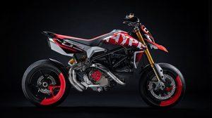 2019 Ducati Hypermotard 950 Concept โมตาร์ดไบค์ ลายกราฟฟิกมันส์ๆ