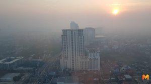 กรมควบคุมมลพิษ คาดพรุ่งนี้ฝุ่นละออง PM 2.5 มีแนวโน้มเพิ่มขึ้น