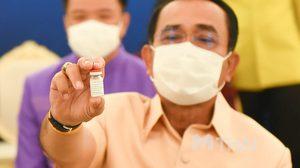 'บิ๊กตู่' เผยเร่งเดินหน้า 3 แนวทางแก้โควิด ตั้งเป้าหาวัคซีนเพิ่มเป็น 150 ล้านโดส