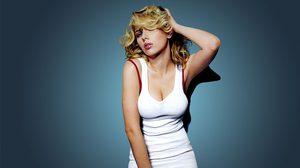 สวยสังหาร!! ไฟล์ GIF กับลีลาอันเซ็กซี่ของ Scarlett Johansson
