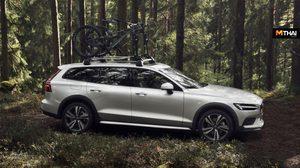 2019 Volvo V60 Cross Country  แวกอนกึ่งครอสโอเวอร์ พร้อมลุยทางออฟโรด