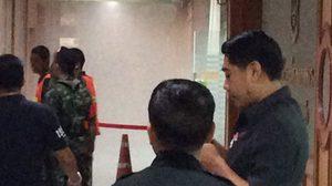 ทหารส่ง 'วัฒนา' มือบึ้ม รพ. ให้ตำรวจสอบพบอาจมีผู้ร่วมขบวนการ