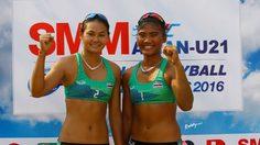 2 ตบสาวชายหาดทีมไทย สร้างประวัติศาสตร์ คว้าตั๋วลุยชายหาดชิงแชมป์โลก!