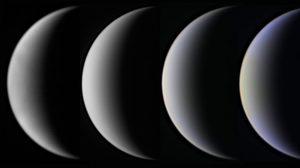 เปิดภาพ ดาวศุกร์ ส่องแสงสว่างที่สุดในรอบปี เช้าวันนี้