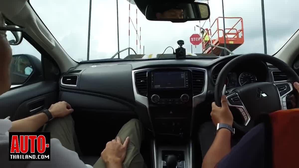มาแล้ว!! ครั้งแรกกับการได้ทดลองขับ Mitsubishi Triton ใหม่