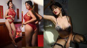 Mars Plus จัดให้!! แต้ว กัญญากานต์ ทิ้งท้ายเทศกาลตรุษจีนไปกับความเซ็กซี่แบบจัดเต็ม